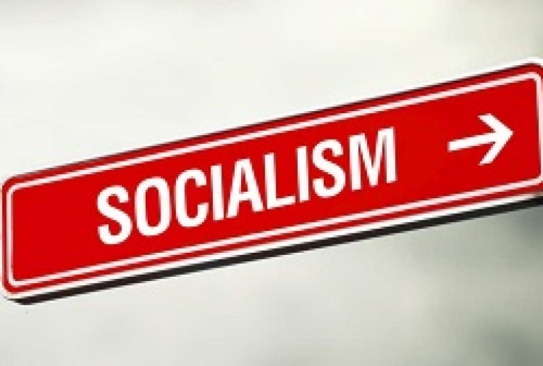 What is Socialism? A transition to representing advanced consciousness